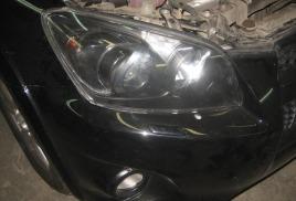 Покраска фар Toyota Raf4